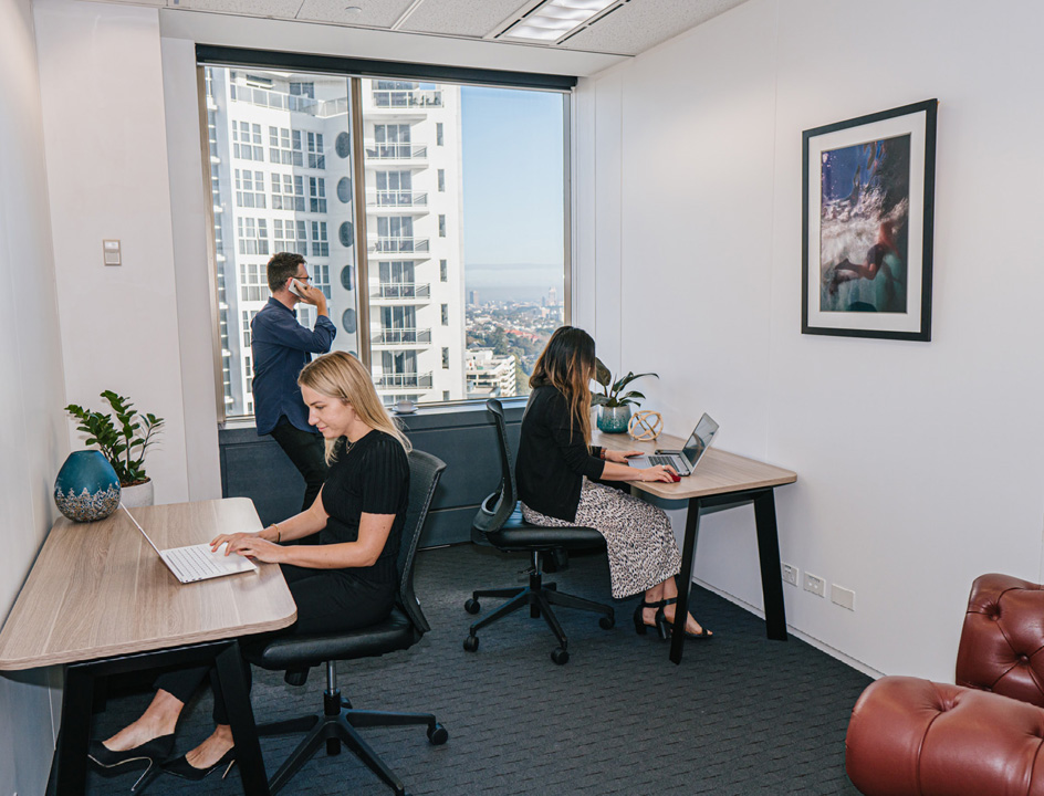 Office Space in Tower Two