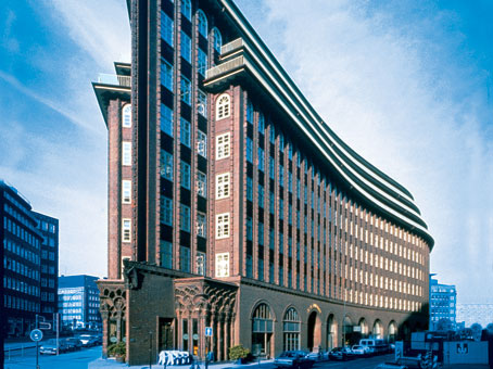 Hamburg, Chilehaus - Fischertwiete, Hamburg