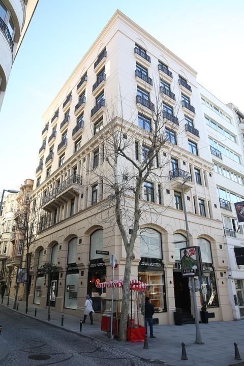 Servcorp - Orjin Building - Bostani Street, Tesvikiye - Istanbul