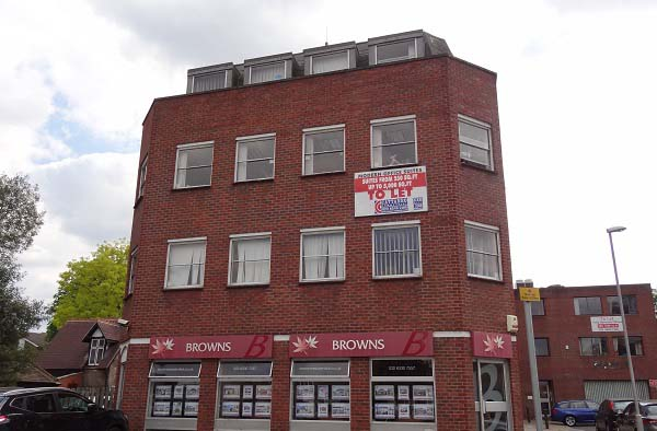 Park House - Park Terrace, KT4 - Worcester Park