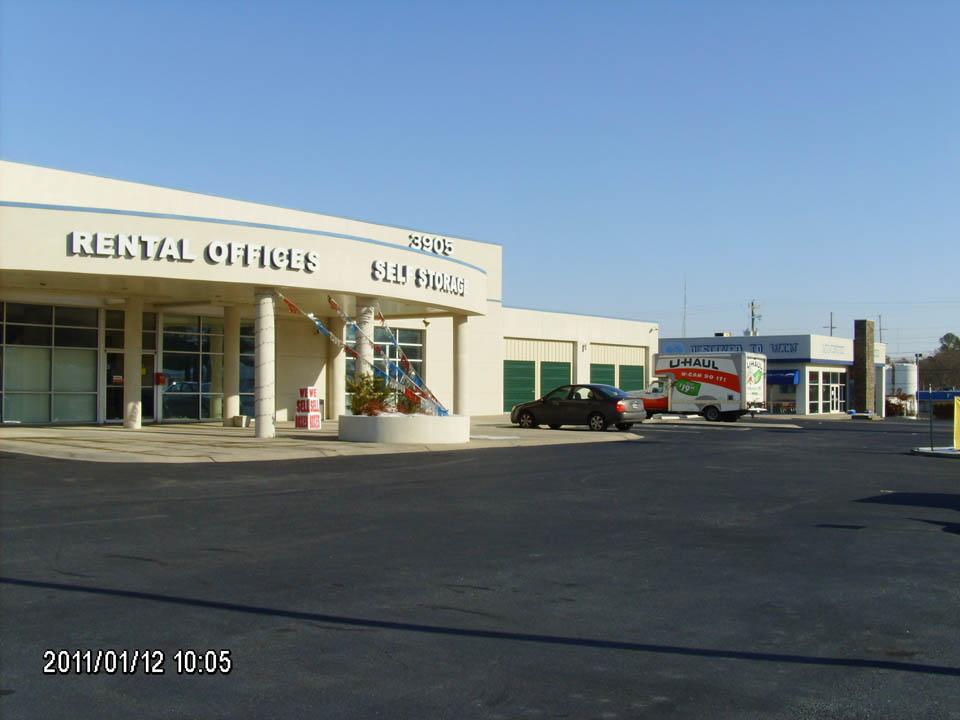 Beltline Storage & Office Centre - 3905 West Beltline Blvd - Columbia - SC