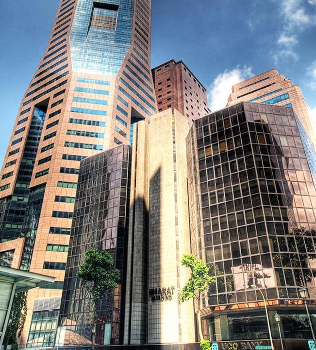 Bharat Building - Raffles Place - Singapore