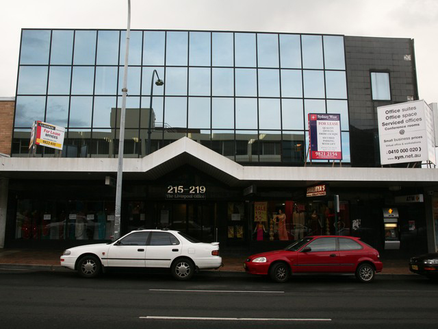 Synergy Business Centres - George St, Liverpool - NSW