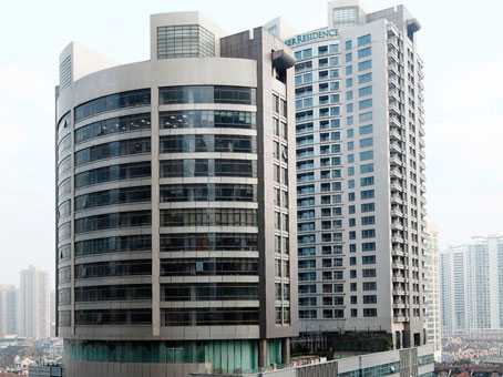 Silver Court Office Tower - Taoyuan Road, Shanghai
