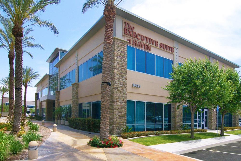 Premier Workspaces - HVN - Rancho Cucamonga - CA - Haven Avenue