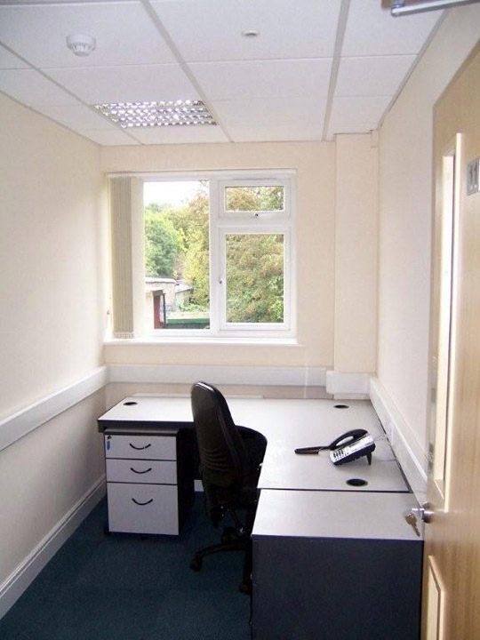 Office Space in Sherbourne House Humber Avenue