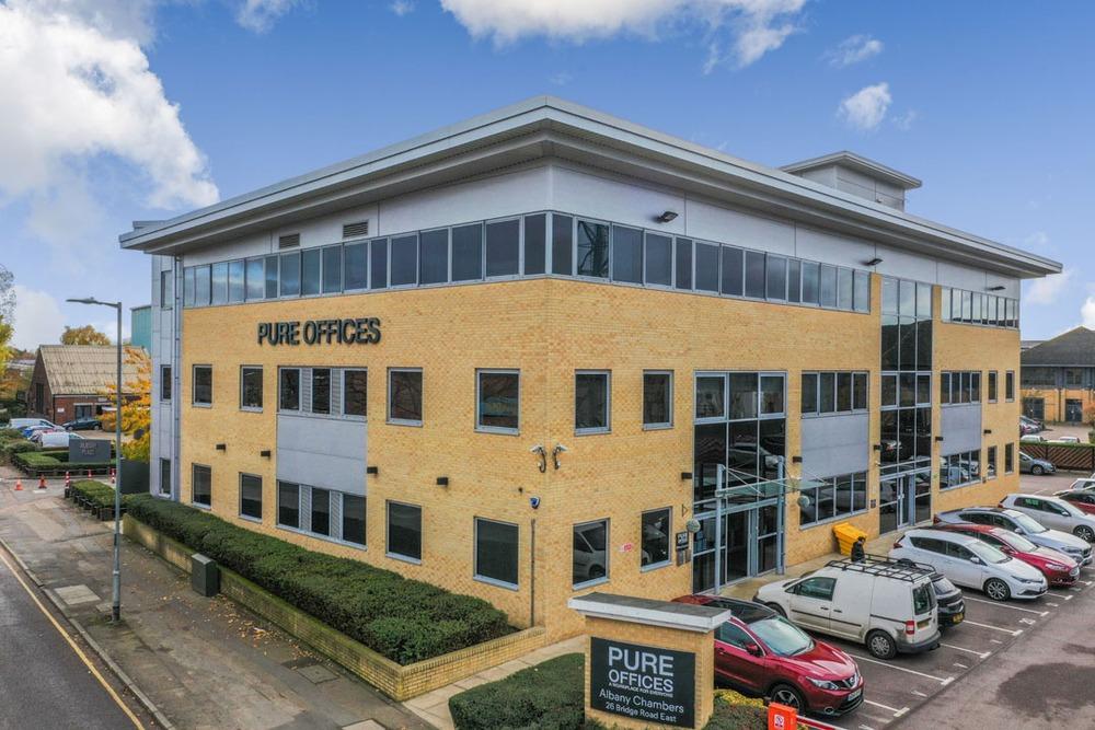 Pure Offices - Bridge Road East, AL7 - Welwyn Garden City