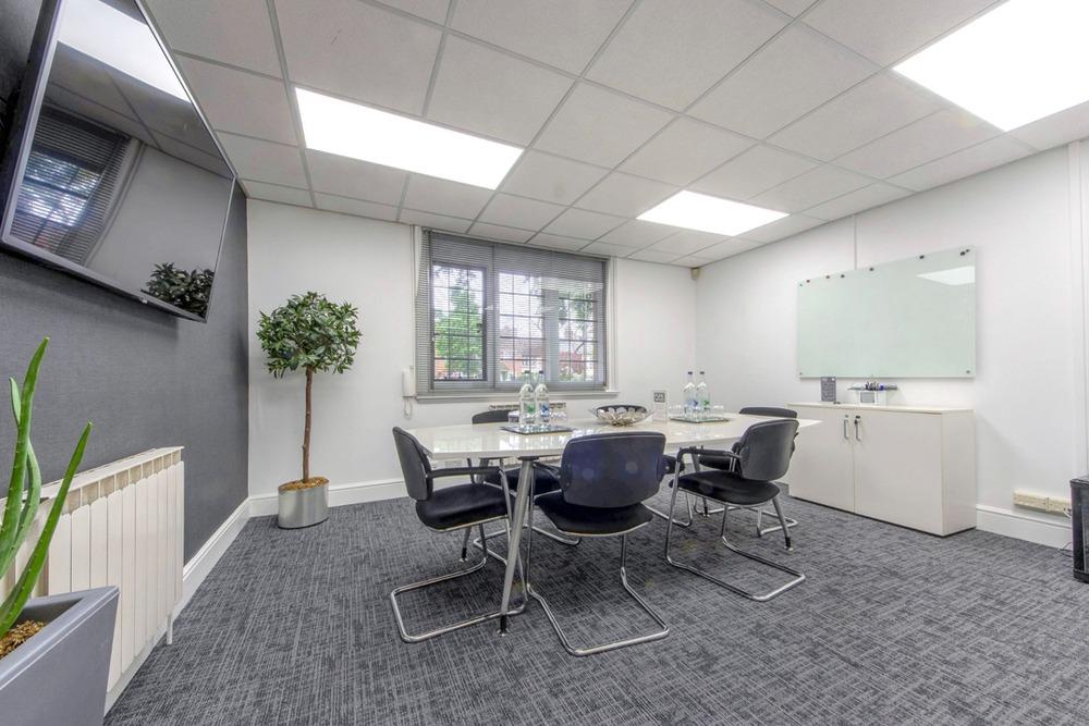 Office Space in Ferneberga House Alexandra Road