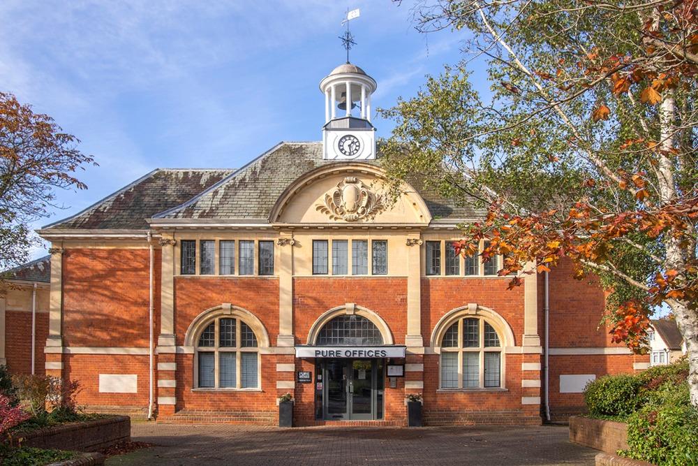 Pure Offices - Ferneberga House - Alexandra Road, GU14 - Farnborough