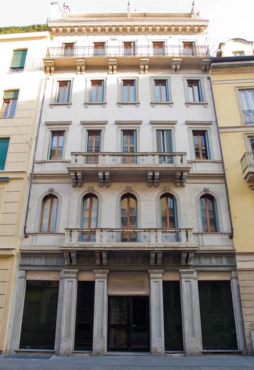 Regus - Milan Montenapoleone - Via Monte di Pieta 21 - Milan