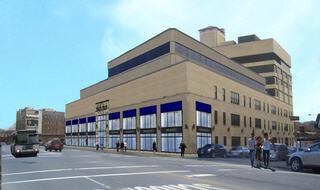 Inwood Center - 5030 Broadway - New York