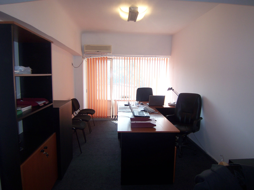 Office Space in Dostyk Street