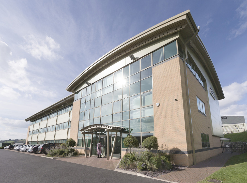Blackburn Business Centre - Davyfield Road, BB1 - Blackburn