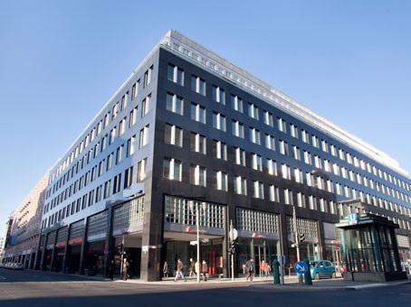 BERLIN, Stadtquartier - Friedrichstrasse 191 - Berlin