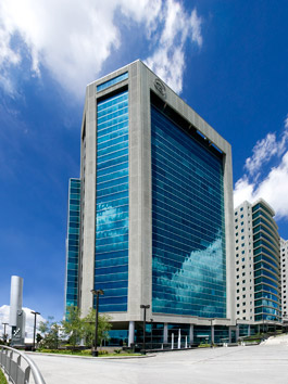 Business Centres of the Americas - Boulevard Los Proceres - Guatemala City