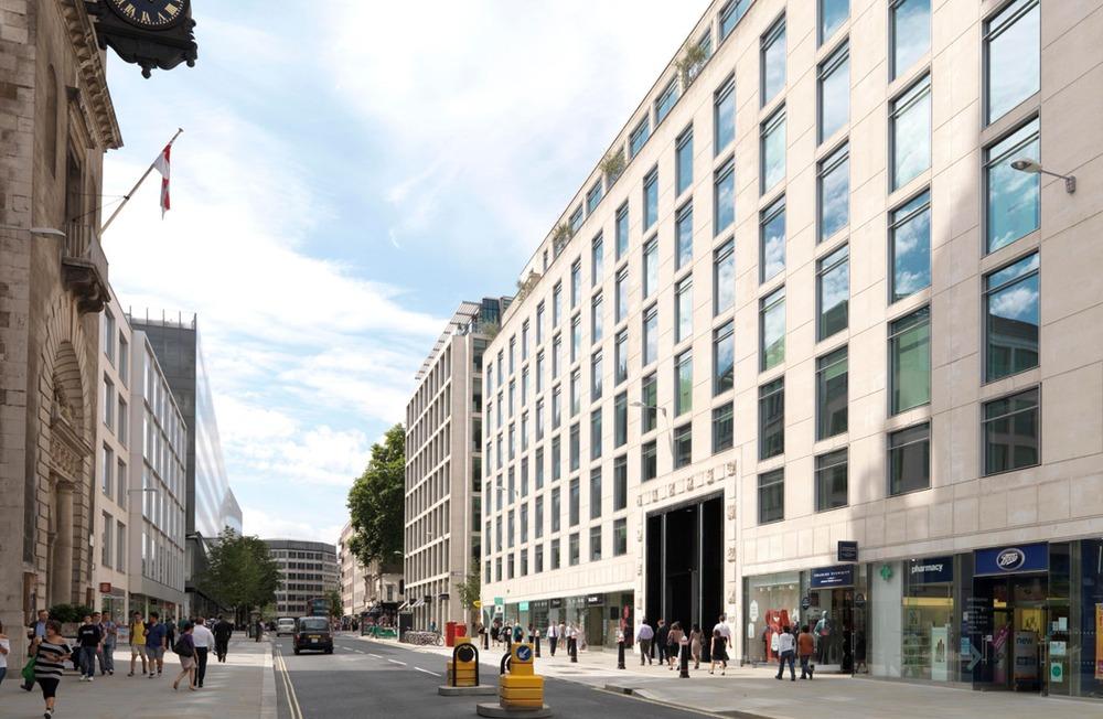 107 Cheapside, EC2V - London