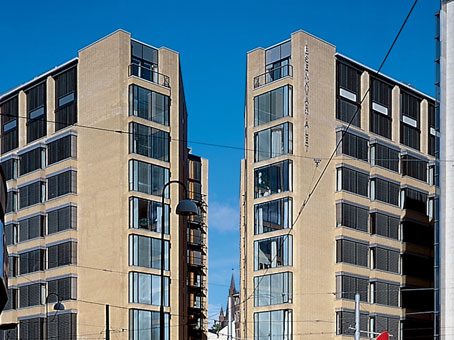 Oslo, City Ibsen - Ibsen Kvartalet - C.J. Hambros Plass, Oslo