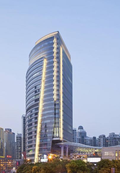 Yueda Plaza - Changshou Road, Shanghai