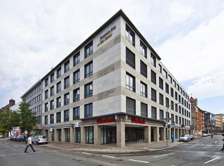 ZeltnerEck Building - Zeltnerstrase - Nuremberg