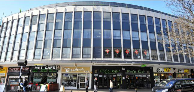 Hamilton Heath - Lester House Business Centre - Broad Street, BL9 - Bury