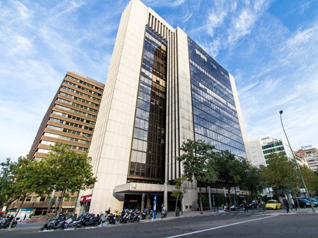Madrid, Financial District - Cuzco - Paseo de Castellana 141, Madrid
