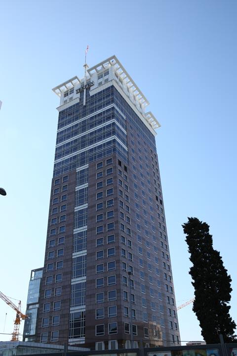 Servcorp - Tekfen Tower - Buyukdere Street - Istanbul