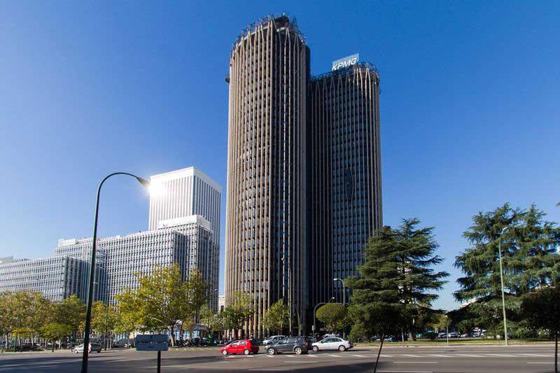 Regus - Madrid, Financial District - Torre Europa - Paseo de la Castellana, Madrid