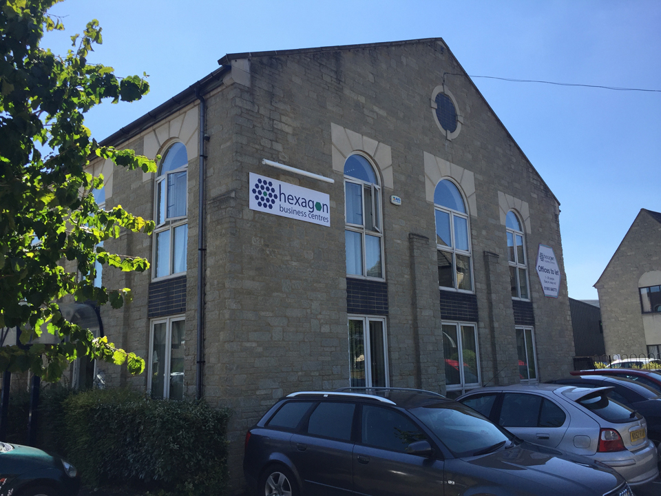 Hexagon Business Centres - Wittas House - Avenue 4 - Station Lane, OX28 - Witney