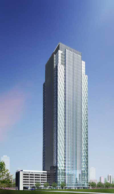 Marquee Executive Offices - Equity Tower Building - Jl. Jend. Sudirman Kav. 52-53 - Jakarta
