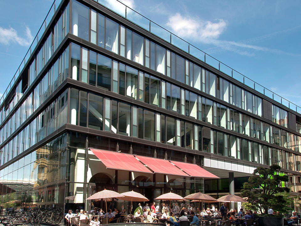 Regus - Maximilianstrasse 13 - Munich