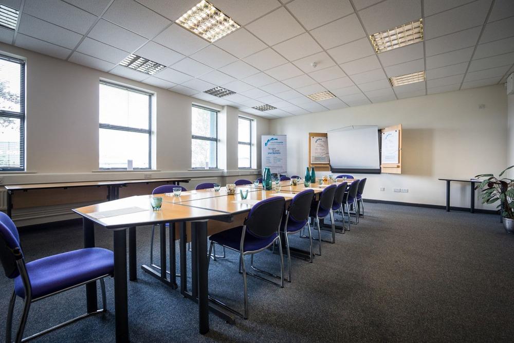 Oxford Innovation - Mansfield i-Centre - Oakham Business Park - Hamilton Way, NG18 - Mansfield