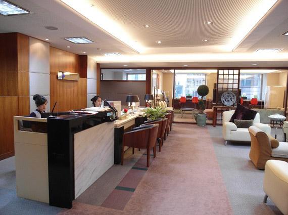 GlobalTown International Business Center-Xin Yi Center - Keelung Rd - Taipei