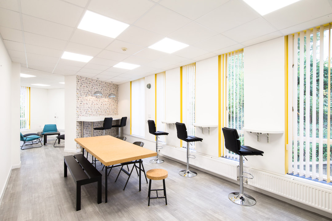 Office Space in Ford Centre New Road