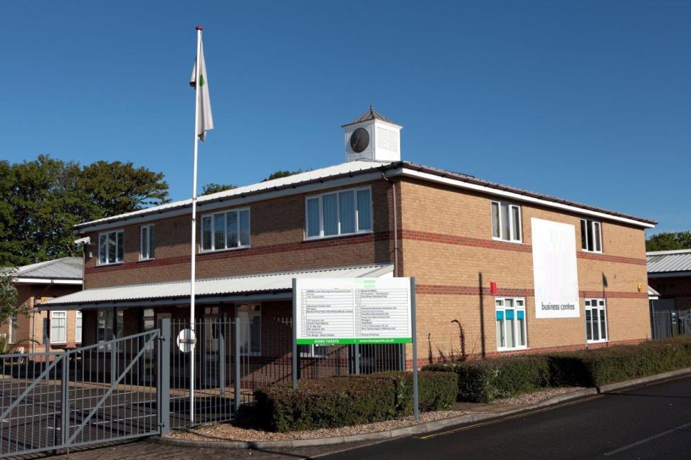 Basepoint (Regus) - Jubilee Close - Jubilee Business Park, DT4 - Weymouth