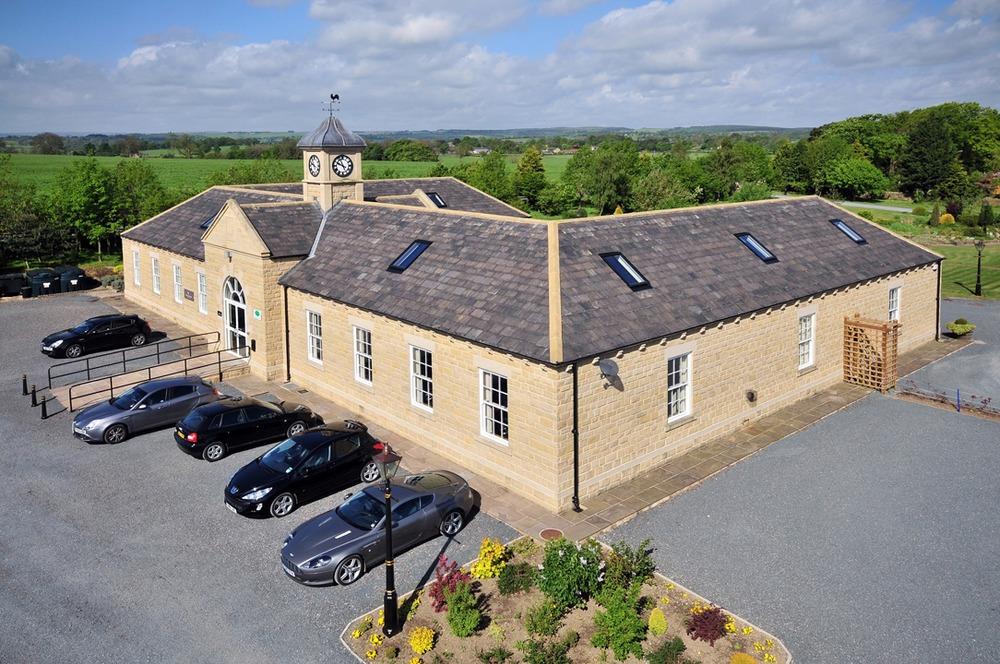 Oakwood Park Business Centre - Fountains Road - Bishop Thornton, HG3 - Harrogate