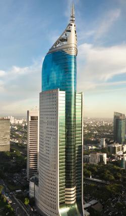 Jl. Jend. Sudirman - Jakarta