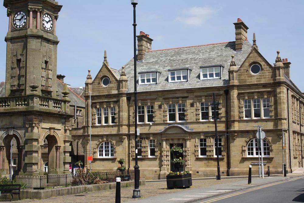 Town Hall Square, BB6 - Blackburn