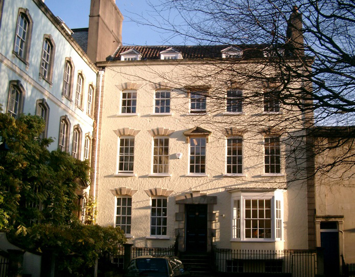 12 Dowry Square, BS8 - Clifton - Bristol