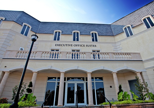 Executive Office Suites of Raleigh - Honeycutt Road - Raleigh - NC
