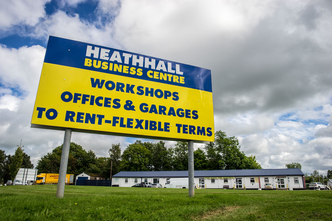 Office Space in Heathhall Industrial Estate Heathhall