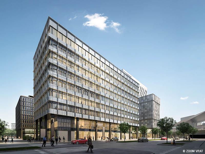Quartier Belvedere Central - Gertrude Frohlich Sandner Strasse 3 - Vienna