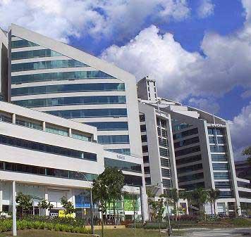 Regus - San Fernando Plaza - Medellin