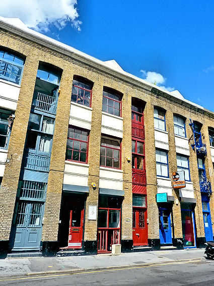 The Brew by Rent 24 - 77 Leonard Street, EC2A - Shoreditch (Shared Office Space & Private Offices)