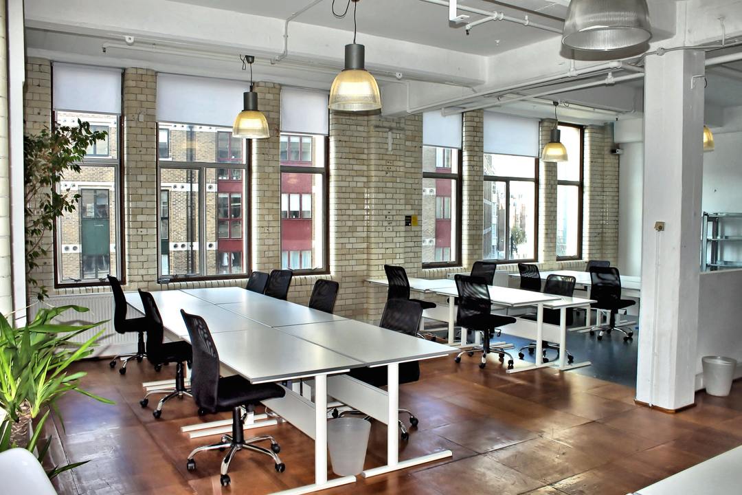 Larna House - Commercial Street, E1 - Shoreditch (Shared Office Space & Private Offices)