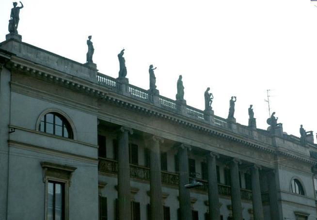 Office in Italy srl - Corso Venezia 40 - Milan