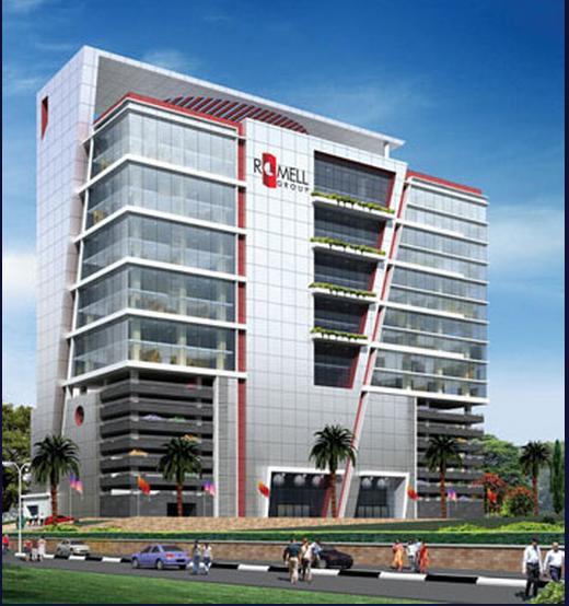 R-Tech Park - Goregaon - Mumbai