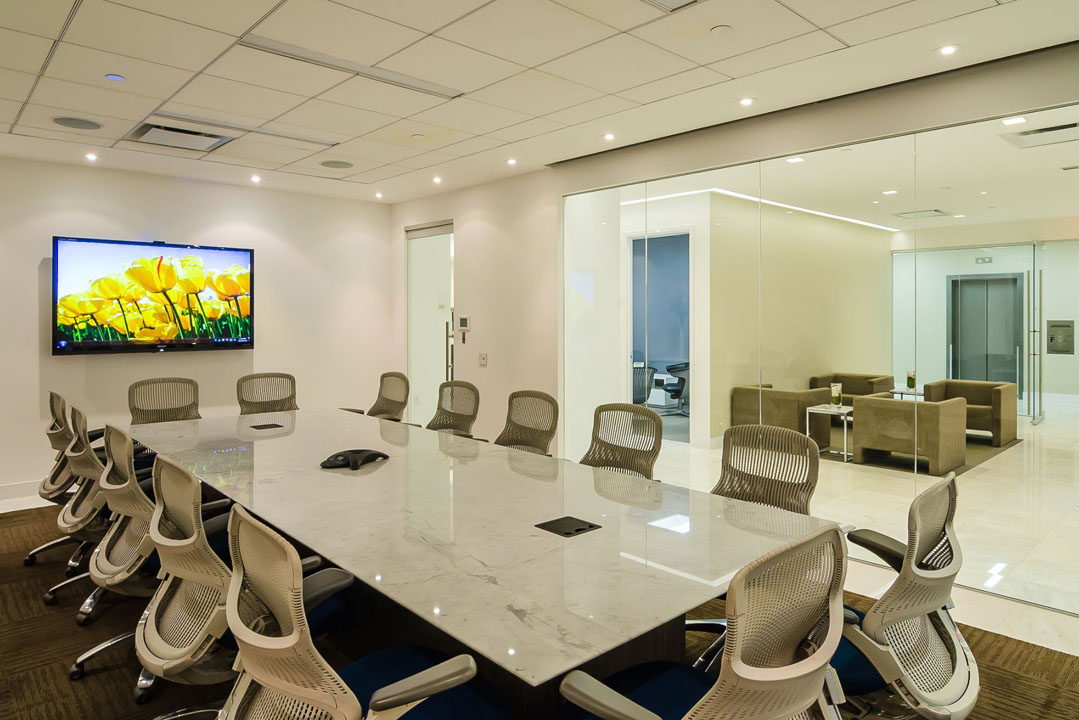 Helix Workspace - 535 Fifth Avenue - New York - NY