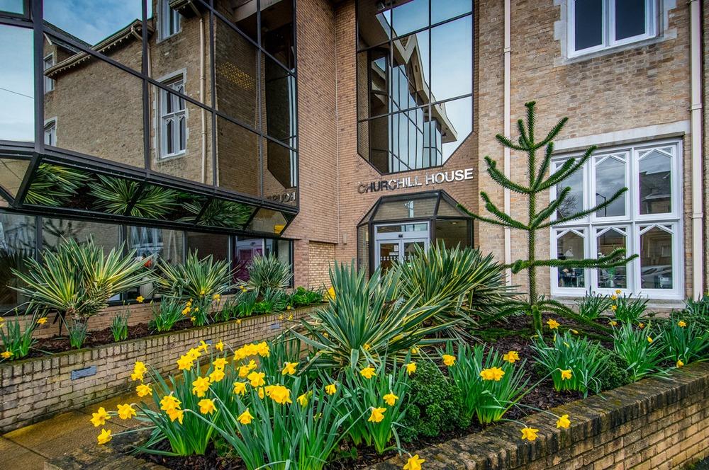 Churchill House - London Road, SL3 - Slough