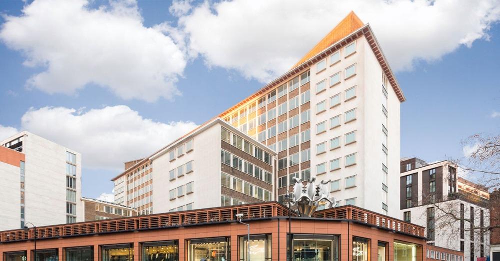 Bourne Office Space Limited - Knightsbridge Green, SW1 - Knightsbridge