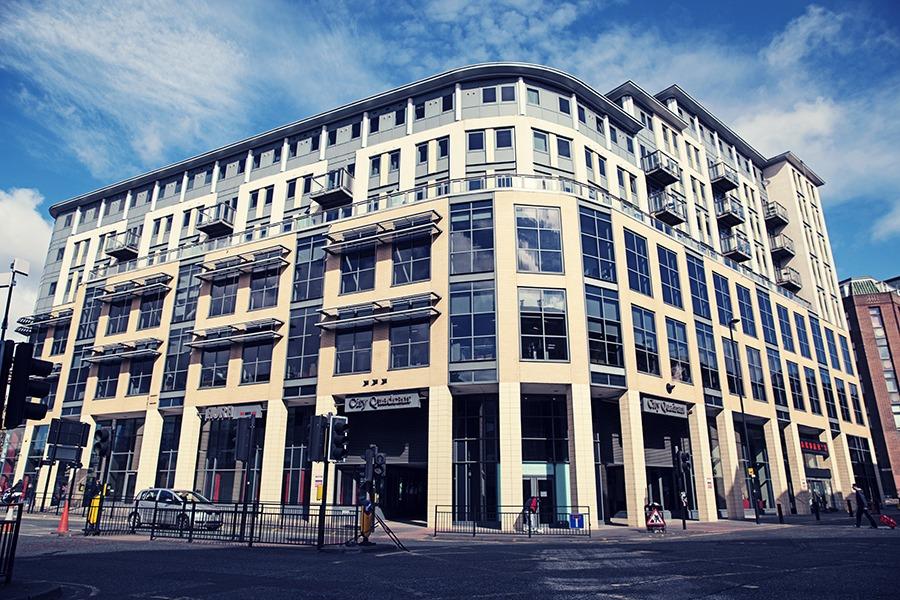 City Quadrant - Waterloo Street, NE1 - Newcastle upon Tyne